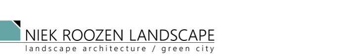 Niek Roozen Landscape Logo